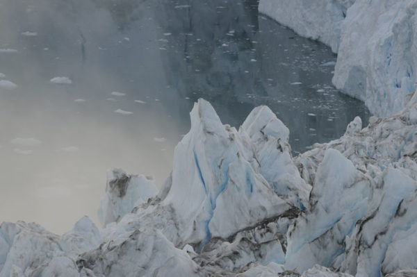 Glacier au Groenland