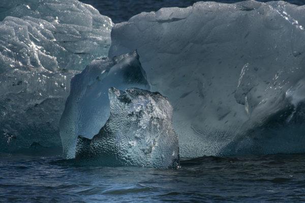 Iceberg au Spitzberg