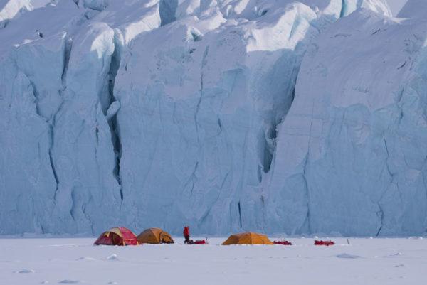 Glace au Groenland