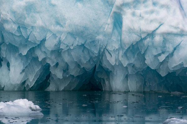 Iceberg du Spitzberg